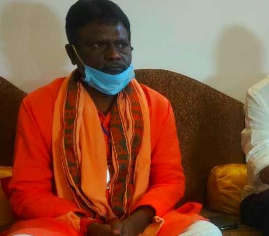 JDU सांसद BJP प्रत्याशी को हराने की कर रहे अपील, ऑडियो वायरल