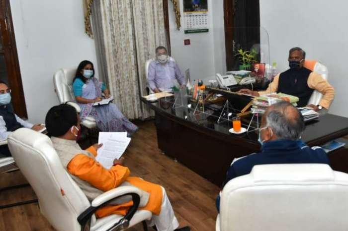 सीएम त्रिवेंद्र सिंह रावत की अध्यक्षता में राज्य स्थापना दिवस समारोह के कार्यक्रमों की रूप रेखा हुई तय