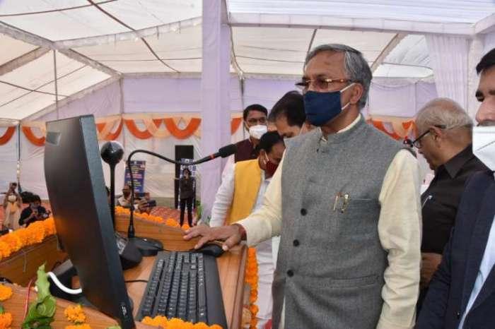 उत्तराखंड के सरकारी डिग्री काॅलेजों को हाई स्पीड इंटरनेट देना वाला देश का पहला राज्य बना उत्तराखंड