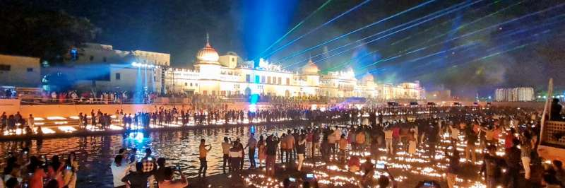 WhatsApp Image 2020 11 13 at 8.50.45 PM 1 Gallery: 5.84 लाख दीयो से जगमगाया अयोध्या