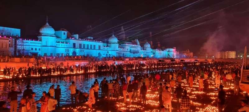 WhatsApp Image 2020 11 13 at 8.50.46 PM Gallery: 5.84 लाख दीयो से जगमगाया अयोध्या