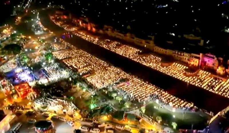 WhatsApp Image 2020 11 13 at 8.50.52 PM Gallery: 5.84 लाख दीयो से जगमगाया अयोध्या