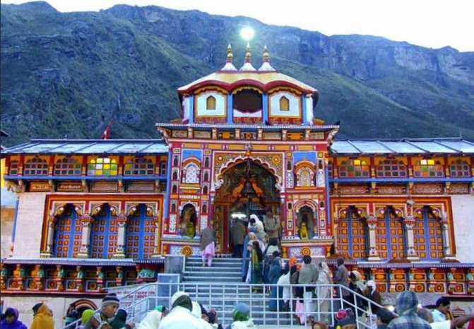 बंद हो गए बद्रीनाथ धाम के कपाट, चार धाम यात्रा की भी समाप्ति