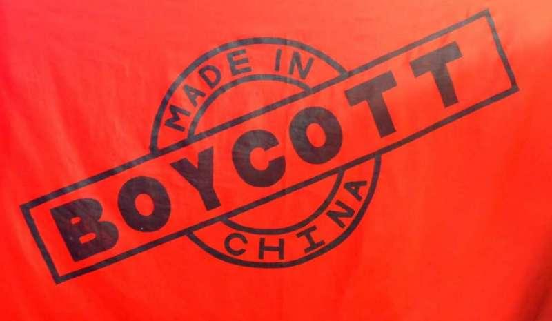 boycott china भारतीयों ने किया चीनी सामान का बहिष्कार, त्योहारी सीजन में लिया बदला!
