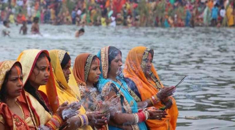 chhath pooja नहाय-खाय के साथ आज से शुरू हुआ छठ का त्योहार, कोरोना के कारण कई पाबंदियां