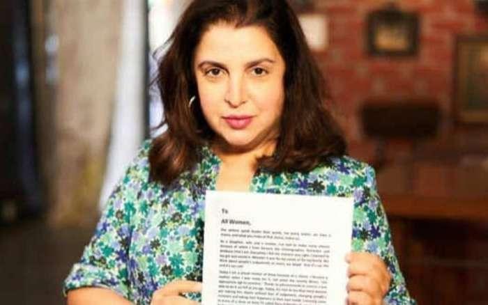 43 की उम्र में मां बनी फराह खान ने महिलाओं के लिखा ओपन लेटर, जानें क्या है पूरा मामला