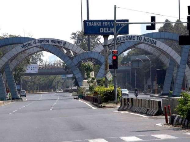 delhi noida border दिल्ली से नोएडा जाने वालों को आज बॉर्डर पर करवानी होगी COVID जांच