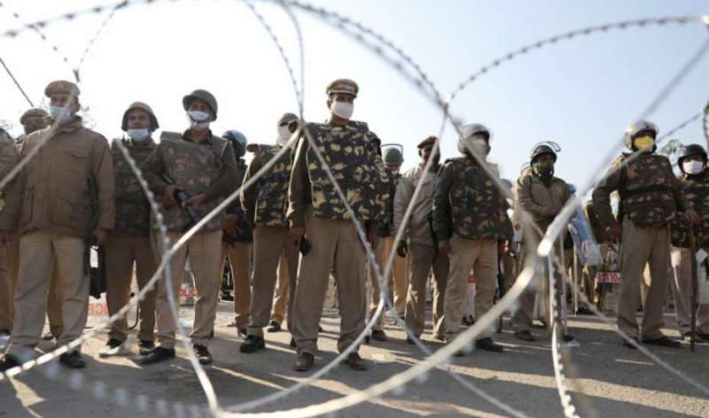 farmers protest 2 पंजाब से चले किसानों को दिल्ली आने की मिली इजाजत