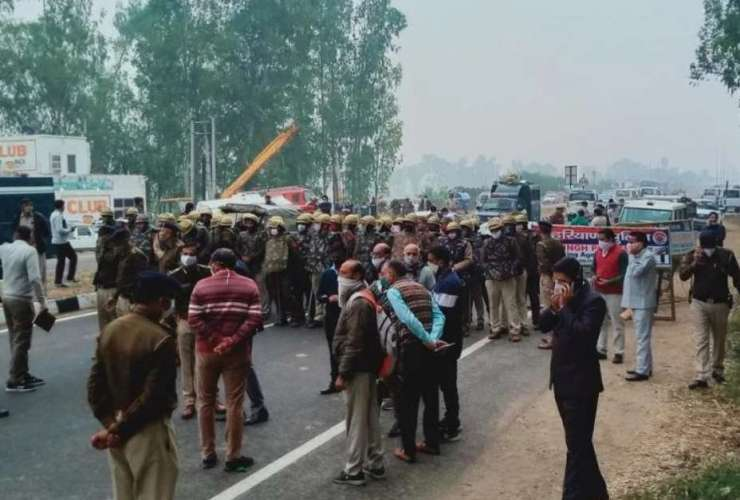 farmers protest किसानों ने एक स्वर में कहा 'दिल्ली चलो', पढ़ें-आखिर क्या है किसानों की मांगें