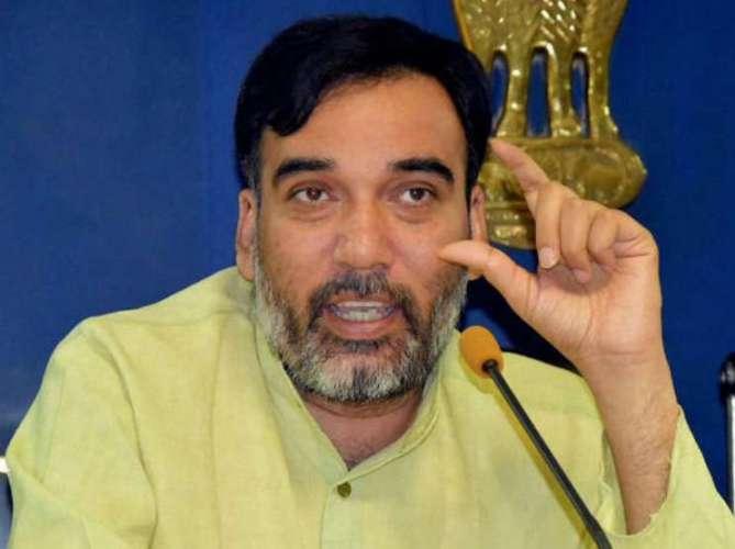 gopal rai दिल्ली के पर्यावरण मंत्री गोपाल राय कोरोना पॉजिटिव