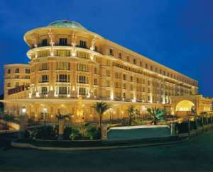 itc hotel यहां होगी BIG BOSS WINNER गौहर खान की शादी! तस्वीरें देखकर दंग रह जाएंगे आप