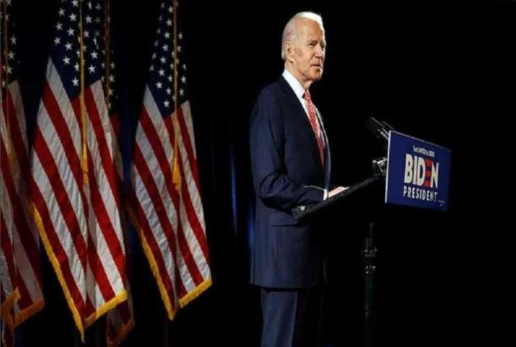 Joe Biden's address after being elected president