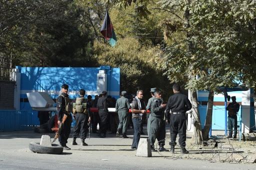 काबुल यूनिवर्सिटी में आतंकी हमला