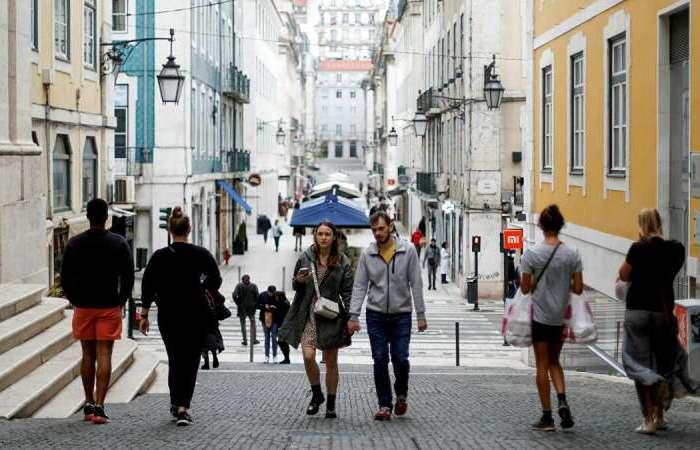 कोरोना वायरस के बढ़ते प्रकोप में पुर्तगाल ने किया लॉकडाउन
