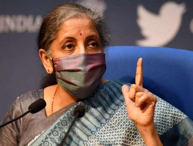nirmala sitharaman आत्मनिर्भर भारत 3.0 का एलान, जानिए पैकेज में क्या है खास