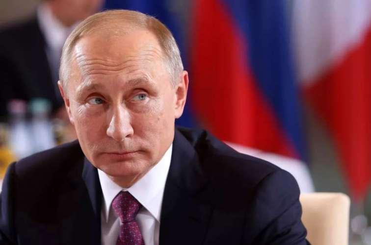 putin पुतिन ने सम्मेलन को किया संबोधित, कहा- ब्रिक्स राष्ट्रों के बीच ऊर्जा अनुसंधान सहयोग मंच के लिए चल रहा 'गहन संपर्क'