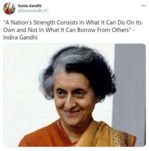 sonia gandhi आज है इंदिरा गांधी की 103वीं जयंती, जानिए क्यों कहा जाता है उन्हें 'आयरन लेडी'