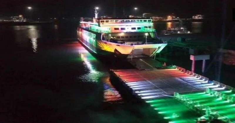 Ghogha-Hazira 'Ropax' Ferry