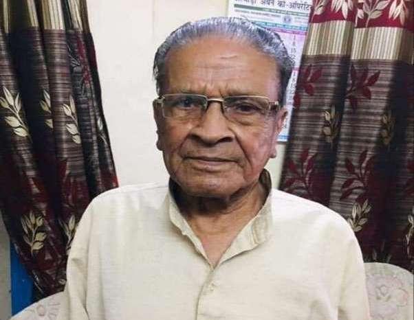 भाजपा के वरिष्ठ नेता डॉ सुरेश चंद शर्मा का निधन, लम्बे समय से थे बीमार