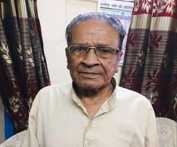 डॉ सुरेश चंद शर्मा का निधन