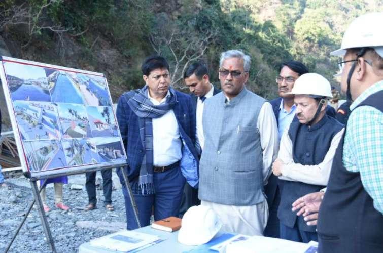 suryadhar lake सीएम त्रिवेंद्र के ड्रीम प्रॉजेक्ट 'सूर्यधार झील' का काम पूरा, कल होगा उद्घाटन