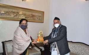 uk governor कोरोना की चपेट में आई उत्तराखंड की राज्यपाल, बीते दिन इस नेता से की थी मुलाकात