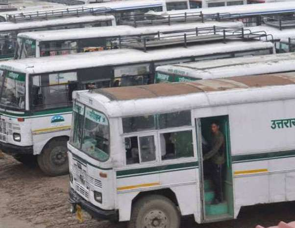 उत्तराखंड सरकार ने रोडवेज को किया 10 करोड़ का भुगतान, 5 माह से लंबित हैं कर्मचारियों का वेतन