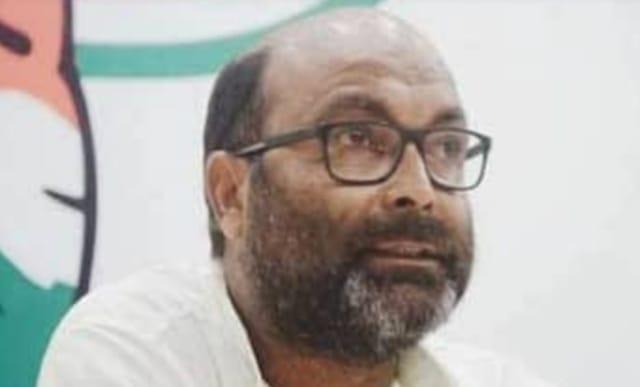 आज कांग्रेस ने निकाली गाय बचाओ-किसान बचाओ पदयात्रा, पुलिस ने अजय कुमार लल्लू सहित सैकड़ों को किया गिरफ्तार