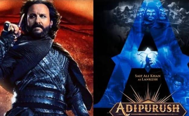 फिल्म 'आदिपुरूष' में लंकेश के रोल को मजेदार बनाएंगे सैफ अली खान, किरदार निभाते समय याद रखेंगे बदले की भावना