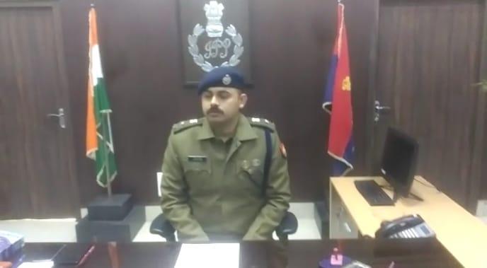 मासूम के साथ दरिंदगी की घटना का एसपी ने किया खुलासा, पोर्न साइट देख आरोपी ने दिया घटना को अंजाम