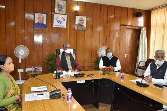 मुख्यमंत्री ने किया ऑनलाइन परीक्षा के लिए प्रशिक्षण वीडियो का शुभारम्भ, 2500 पदों पर जल्द जारी होंगे भर्ती विज्ञापन