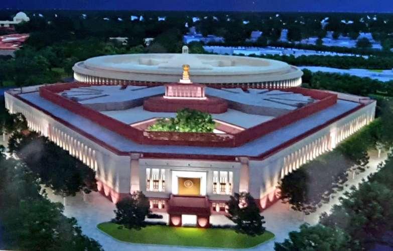 9bc90d27 5fe4 46c2 be6e 9130dc9fed55 10 दिसंबर को संसद भवन की आधारशिला रखेंगे पीएम मोदी, लेटेस्ट डिजिटल तकनीक से होगा लैस ऐसा होगा नया संसद भवन