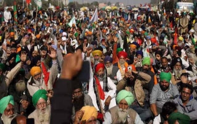 सरकार और किसानों के बीच पांचवे दौर की वार्ता आज, किसानों ने 8 दिसंबर को किया भारत बंद का ऐलान