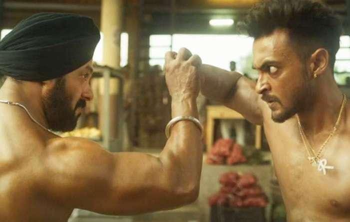 सलमान की नई फिल्म 'अंतिम' का फर्स्ट लुक रिलीज, देखें 'जीजा-साले' की फाइट