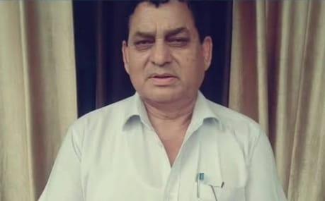 कांग्रेस के पूर्व विधायक अनुसूया प्रसाद मैखुरी का निधन, कांग्रेस भवन में दो मिनट का मौन रखकर दी गई श्रद्धांजलि