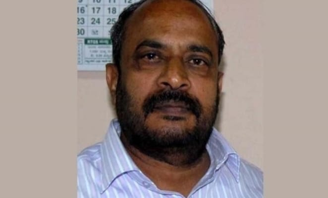 कर्नाटक विधान परिषद के डिप्टी स्पीकर का रेलवे ट्रैक पर मिला शव, सुसाइड नोट में बताया आत्महत्या का कारण