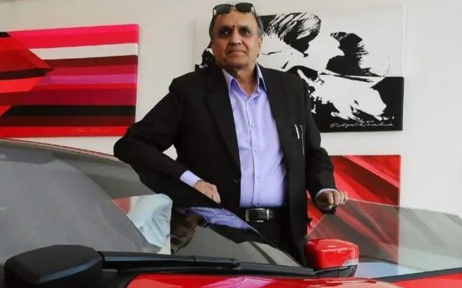 कार डिजाइनर दिलीप छाबड़िया को पुलिस ने किया गिरफ्तार, कार रजिस्ट्रेशन का रैकेट चलाने का आरोप