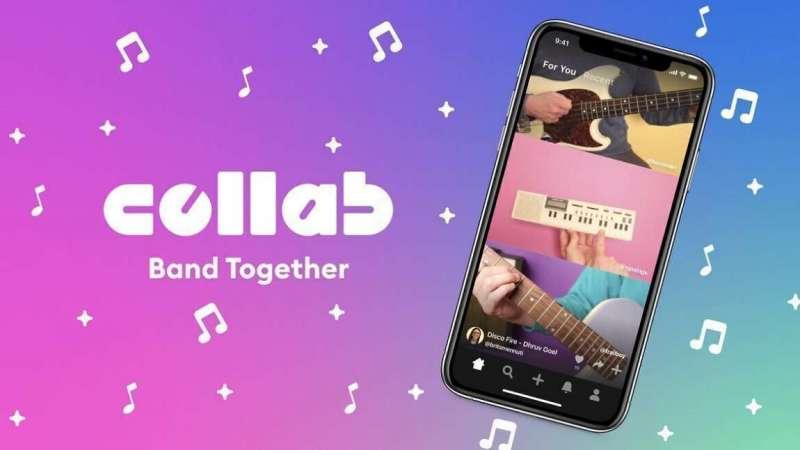 collab TIKTOK फैंस के लिये अच्छी खबर, Facebook ने लॉन्च किया नया म्यूजिक वीडियो ऐप