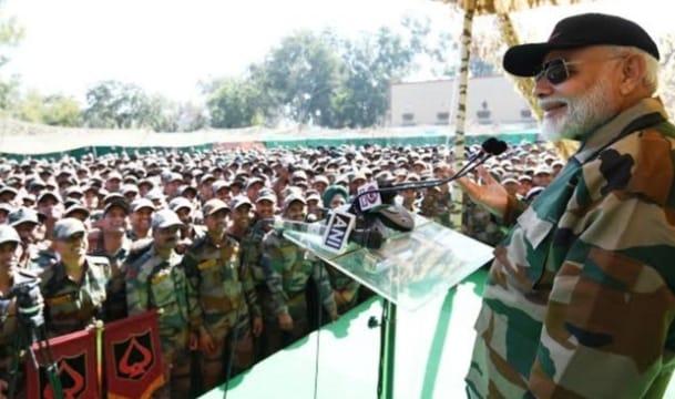 तीनों भारतीय सेनाओं ने पीएम केयर्स फंड में दान किए 203 करोड़ रुपये
