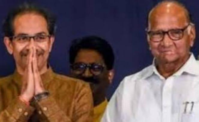 उद्धव ठाकरे ने शरद पवार को दी जन्मदिन की बधाई, साथ ही  राज्य में एमवीए सरकार का स्तंभ बताया