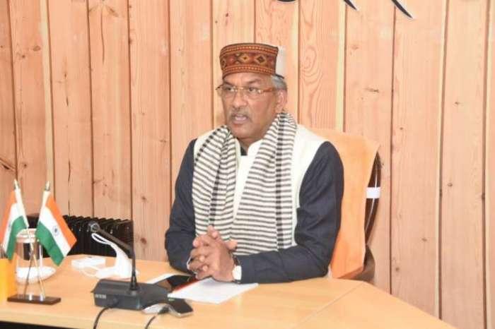 वैक्सीनेशन तैयारी के लिए सीएम त्रिवेंद्र सिंह रावत ने जिलाधिकारियों को दिए निर्देश, साथ ही जिलों में टेस्टिंग बढ़ाने को कहा