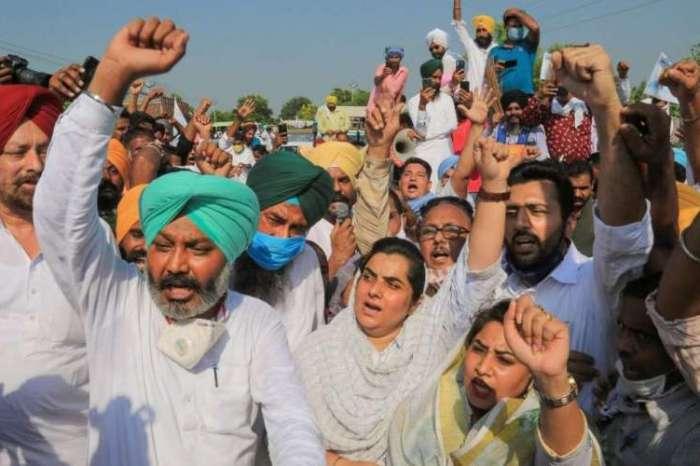किसान आंदोलन का 18वां दिन, आज दिल्ली जाने वाले सभी रास्ते बंद, कल होगा अनशन!