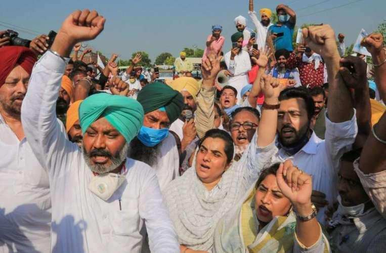 farmer किसान आंदोलन का 18वां दिन, आज दिल्ली जाने वाले सभी रास्ते बंद, कल होगा अनशन!