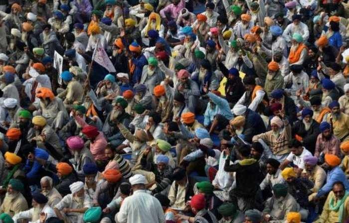 किसान आंदोलन का 11वां दिन, पांचवें दौर की बैठक बेनतीजा