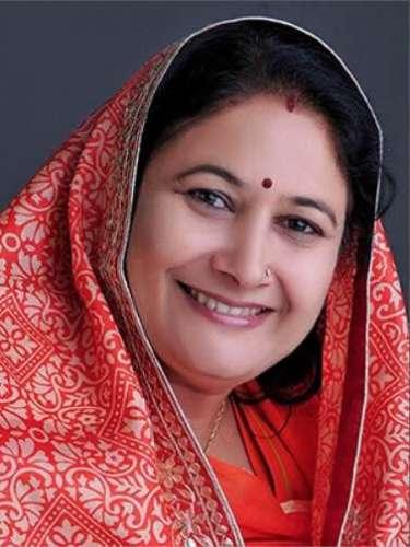 kiran कोरोना ने ले ली एक और नेता की जान, बीजेपी विधायक किरण माहेश्वरी का निधन