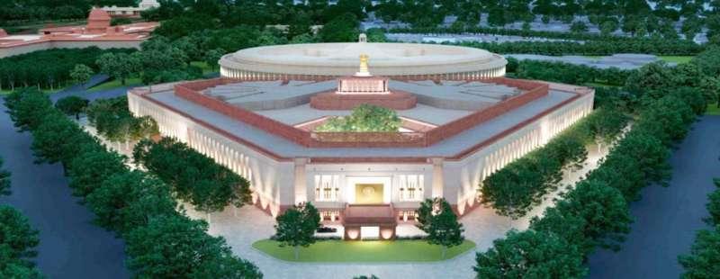 new parliament 10 दिसंबर को होगा नए संसद भवन का शिलान्यास, पीएम मोदी करेंगे भूमि पूजन