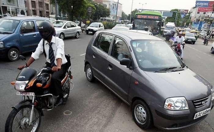 गाड़ी या बाइक पर लिखा है जाति का नाम को होगी कार्रवाई, सीज हो सकता है वाहन!