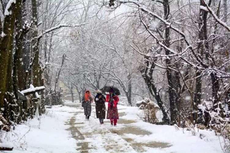 snowfall NEW YEAR 2021: उत्तराखंड बर्फबारी से करेगा नए साल का स्वागत!