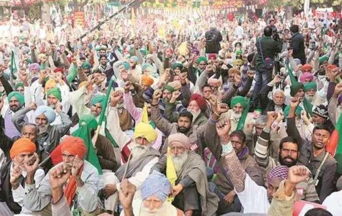 किसान आंदोलन का 28वां दिन, आज सरकार को जवाब पत्र सौपेंगे किसान